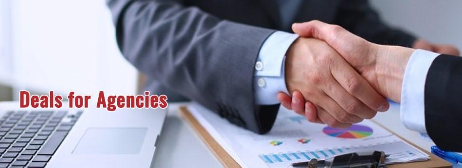 Deals for Agencies